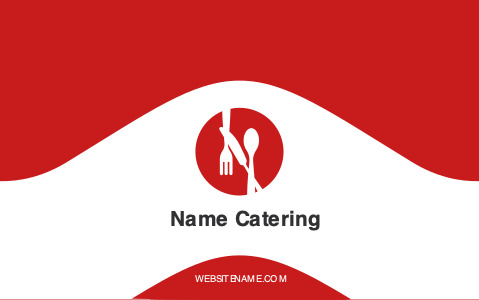 catering b_c 1a businesscard text