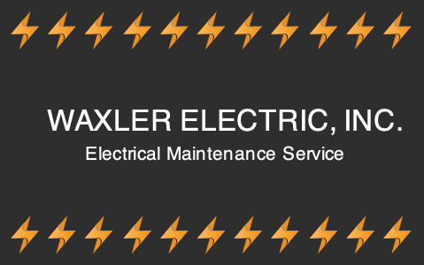 electrician b_c 2a text advertisement