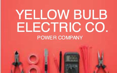 electrician b_c 4a flyer paper