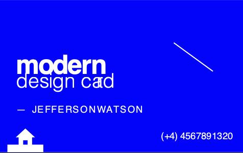 interiordesign b_c 2a text businesscard