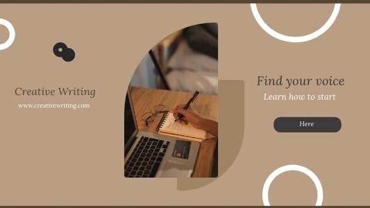 writing blogbanner 4 free writing blog banner templates