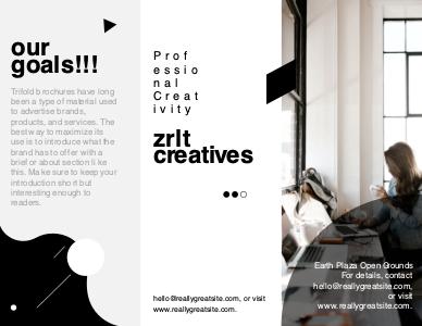 business brochure 2 online business  brochure samples