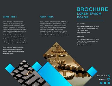 company brochure 2 company  brochure design