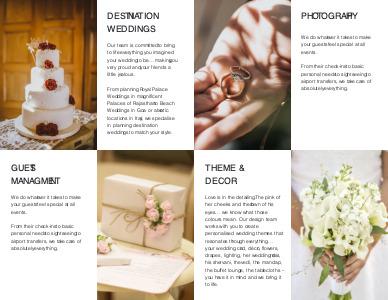 marriage brochure 10 marriage  brochure templates