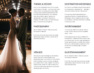 marriage brochure 7 printable marriage  brochure images