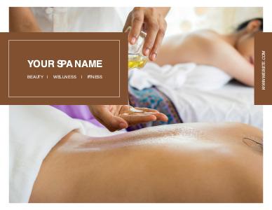massage brochure 3 massage  brochure examples