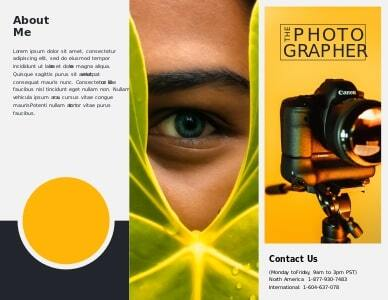 photography brochure 7 online photography  brochure examples