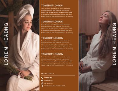 sauna brochure 10 online sauna  brochures