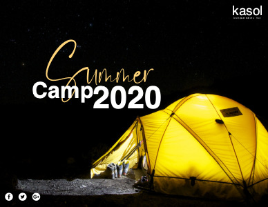 travel brochure 7 summer camp  brochure templates
