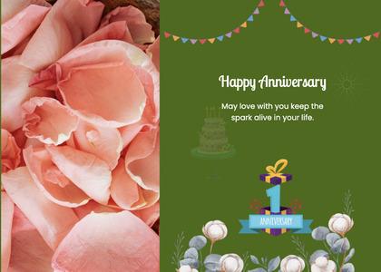 anniversary card 113 poster advertisement