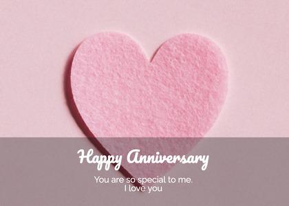 anniversary card 125 heart temptag