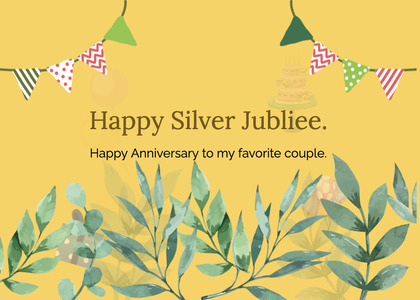 anniversary card 144 paper text