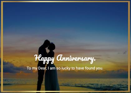anniversary card 186 person human
