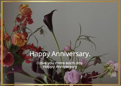 anniversary card 192 graphics art