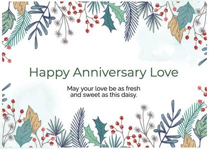anniversary card 200 graphics art