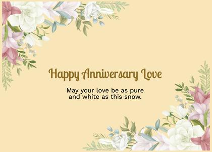 anniversary card 201 graphics art