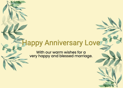 anniversary card 59 floraldesign graphics