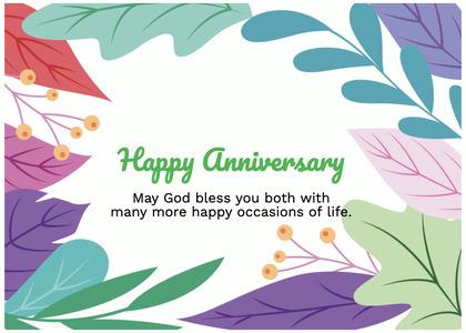 anniversary card 78 graphics art