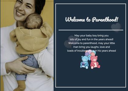 babyshower card 19 person newborn