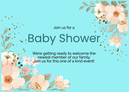 babyshower card 193 graphics art