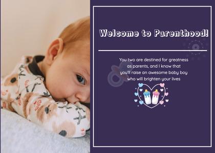 babyshower card 41 person human
