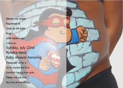 babyshower card 7 skin person