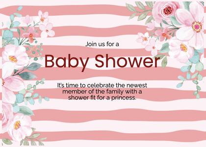 babyshower card 71 graphics art