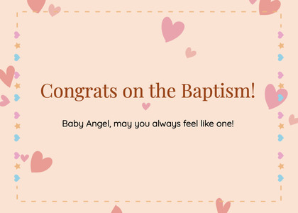 baptism card 107 text page