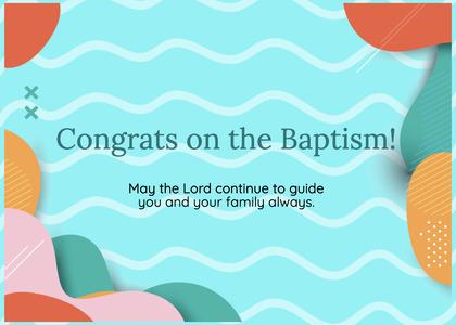 baptism card 114 text outdoors