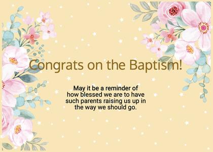 baptism card 123 graphics art