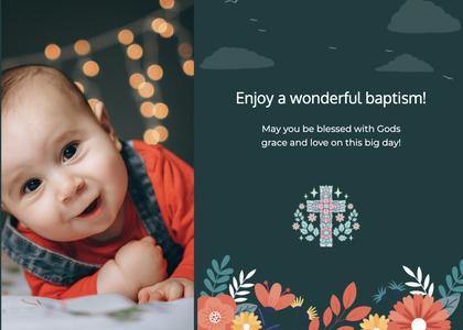 baptism card 131 person human