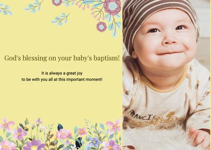 baptism card 201 person human