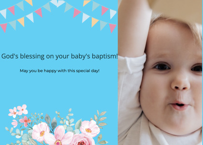 baptism card 202 face person
