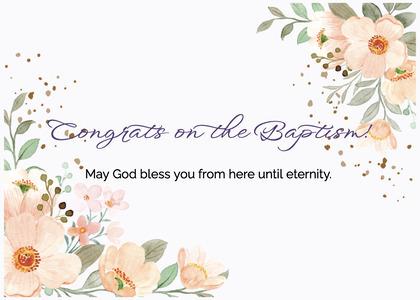 baptism card 310 floraldesign graphics