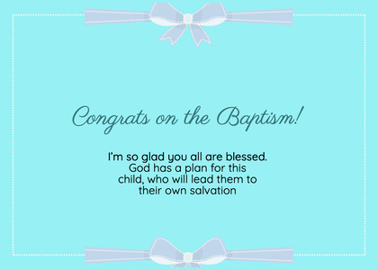 baptism card 314 business card paper