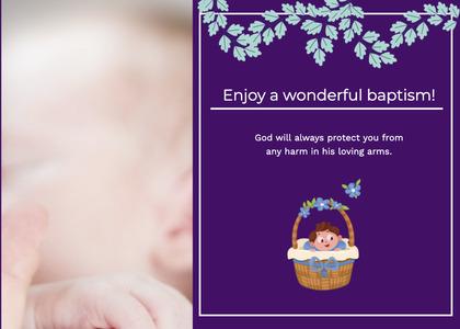 baptism card 327 text passport