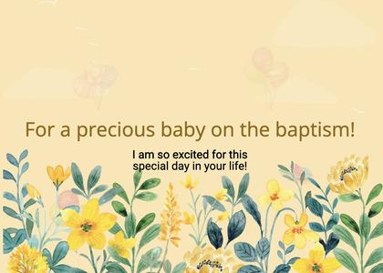 baptism card 54 floraldesign graphics