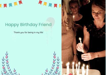 birthday card 26 person human