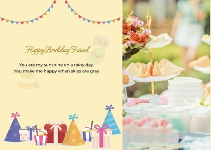 birthday card 27 person human