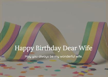 birthday card 44 tape paper