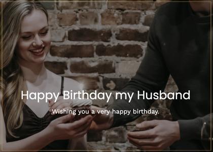 birthday card 66 person human