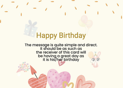 birthday card 86 greeting card envelope