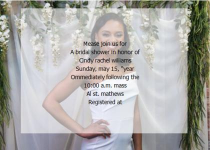 bridalsshower card 8 clothing apparel