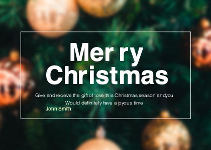 christmas card 1 plant flyer