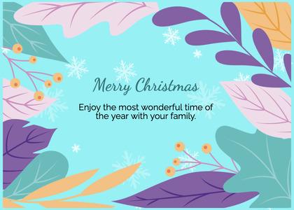christmas card 156 graphics art