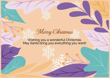 christmas card 159 graphics art