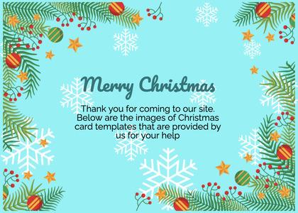 christmas card 164 graphics art