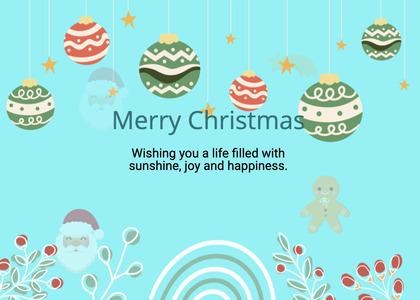 christmas card 187 graphics art