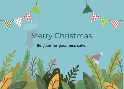 christmas card 188 graphics art