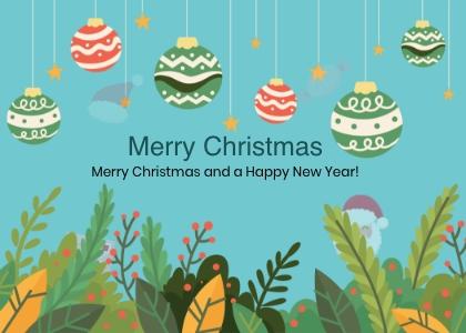 christmas card 200 graphics art